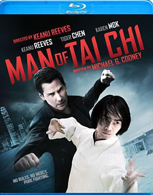 MAN OF TAI CHI BY REEVES,KEANU (Blu-Ray)
