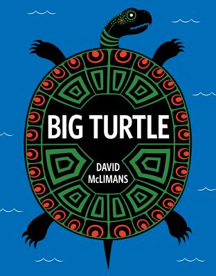 Big Turtle By Mclimans, David